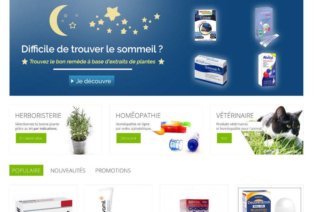 Medicament.com, produits de santé sur internet