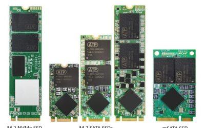Utiliser un SSD NVMe avec Linux, même sur un vieux serveur
